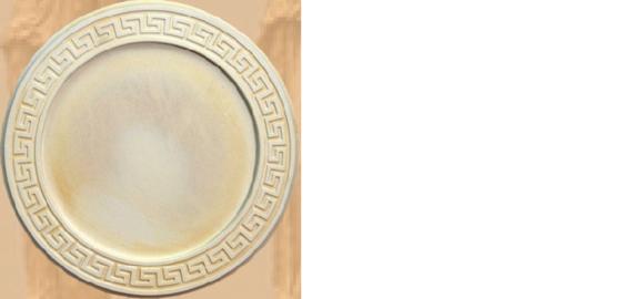 Design Wandspiegel Griechischer Dekoration Bad Dielen Antik Stil Spiegel 6604