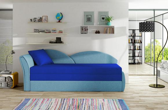 Schlafzimmer Couch Schlafsofa Kinderzimmer Gästezimmer Sofas Couchen Büro  Sofa