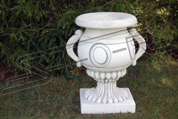 Vase Statue Skulptur Figuren Statuen Skulpturen Garten Vasen Dekoration S204097