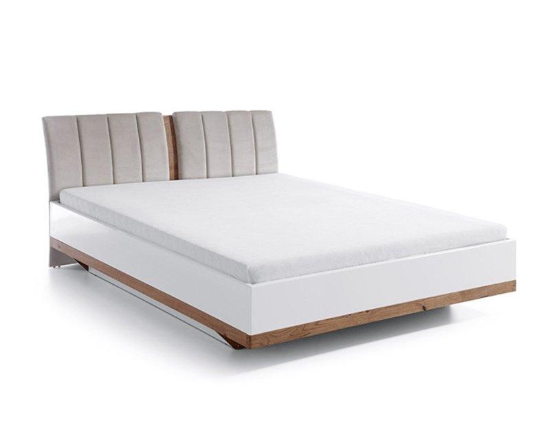 Klassisches Bett Betten Ehebett Doppelbett Holzbett Landhaus - Model CM-B3