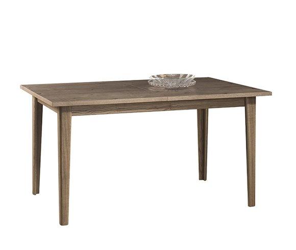 Großer Tisch Esstisch Holztisch Konferenztisch 150 x 90cm Ausziehbar 200cm CM-S2