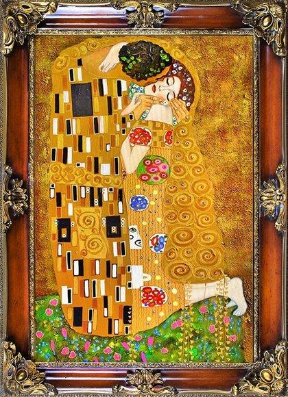 Gustav Klimt Kommode Möbel 2021