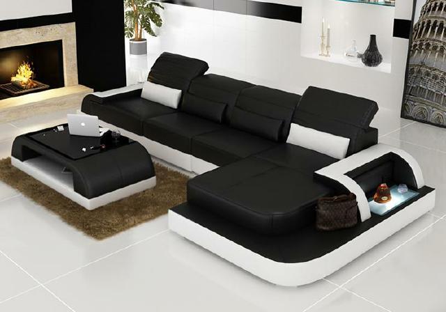 Design Wohnlandschaften Leder Sofa Wohnlandschaften Online Aus